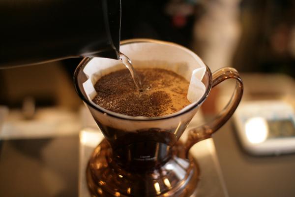Irish Coffee-コーヒー抽出方法...