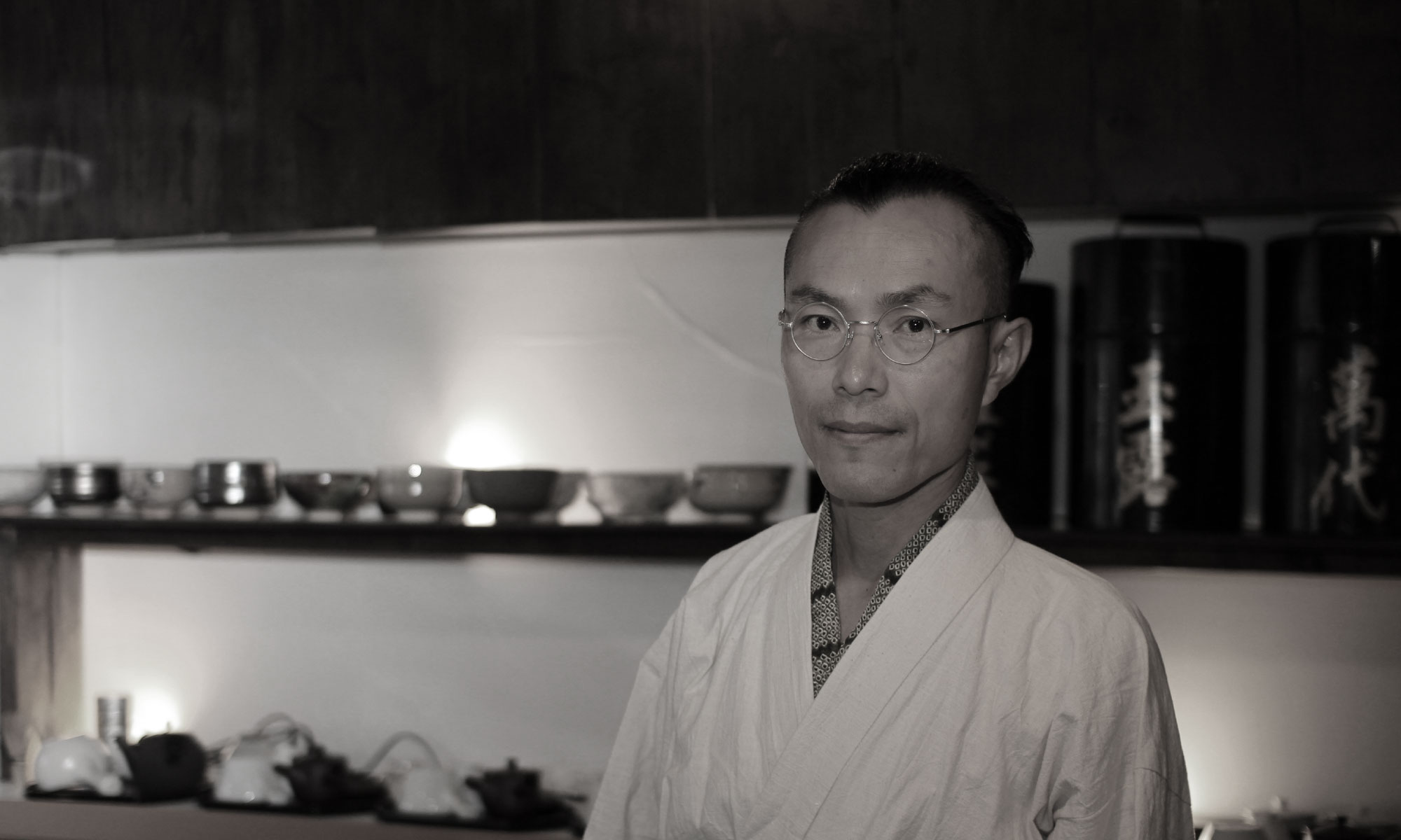 SAMURAI CHAJIN   【サムライ茶人】